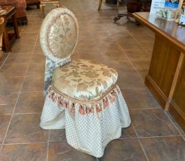 Boudoir Slipper Chair