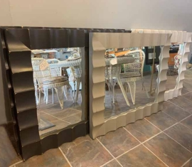 Mirrors / $129 ea (group discounts)