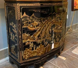 Oriental Console