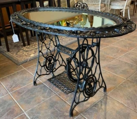Treadle Sewing Machine Table