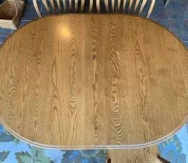 Amish-built Oak Dining Set