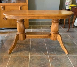 Amish-built Sofa Table