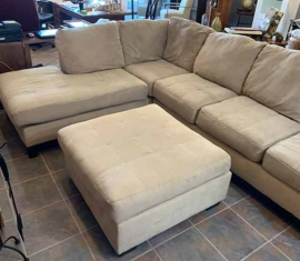 Ashley 3-Piece Sectional Sofa