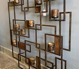 Candle Wall Art